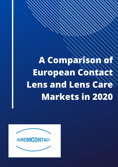 A Comparison of European Contact Lens and Lens Care Markets in 2020 (1)